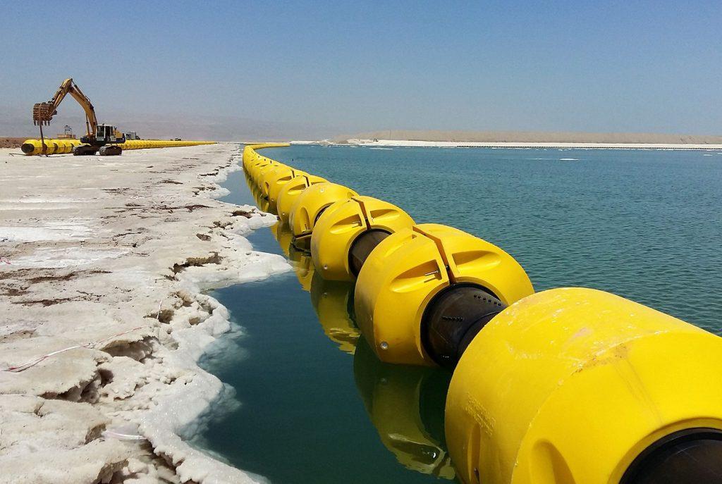 Kiasma in Dead Sea 1