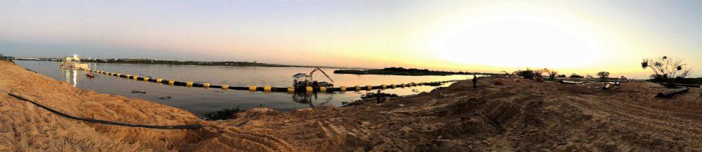 Kiasma in Paraguay
