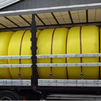Floats for HDPE Pipe Steel Pipe and Rubber Hose